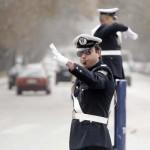 Κυκλοφοριακές ρυθμίσεις από την Τροχαία την Κυριακή