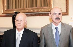 Ο Πρόεδρος και ο Εισαγγελέας του Αρείου Πάγου στο Αγρίνιο