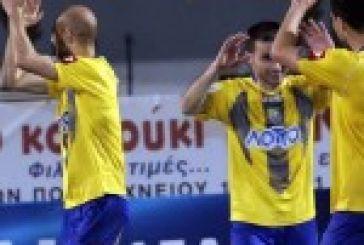 Παναιτωλικός-Αναγέννηση Καρδίτσας 3-1 τελικό