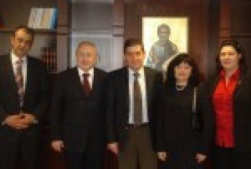 Η Ουκρανία ενδιαφέρεται για εμπορικές σχέσεις με τη Δυτική Ελλάδα
