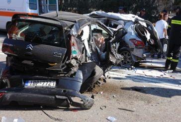 Δυτική Ελλάδα: Πέντε θανατηφόρα τροχαία τον Ιούνιο