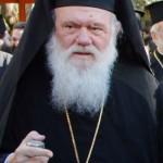 Ο Αρχιεπίσκοπος Ιερώνυμος στο Αγρίνιο στις 9 Μαΐου
