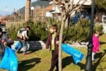 Εβδομάδα Καθαριότητας 2011 στο δήμο Αγρινίου