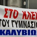 Δικαιώθηκε ο αγώνας για το Γυμνάσιο Καλυβίων, δεν κλείνει…