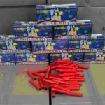 Πρόλαβε η αστυνομία τη διάθεση στην τοπική αγορά 75.000 κροτίδων