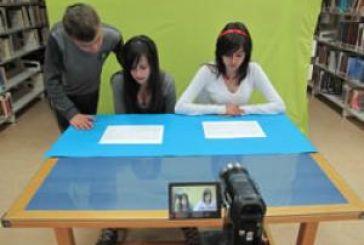 Η πρώτη διαδικτυακή σχολική τηλεόραση από το Γυμνάσιο Λεπενούς