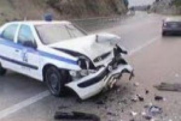 Αστυνομικός κρεμόταν σε γκρεμό 50 μέτρων στην ΕΟ Αντιρρίου – Ιωαννίνων