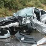 Τροχαίο ατύχημα με νεκρό στην περιοχή του δήμου Θέρμου