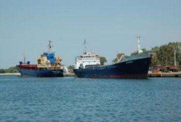 Προσάραξη του πλοίου «Γεράσιμος» στο Μεσολόγγι