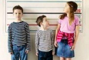 Αποκαλυπτικη μελέτη για το ύψος των παιδιών στην περιοχή του Αγρινίου