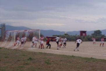 Ερασιτεχνικό ποδόσφαιρο στο νομό και τη χώρα:
