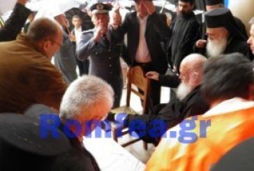Ατύχημα Ιερώνυμου σκίασε τον εορτασμό του Πολιούχου