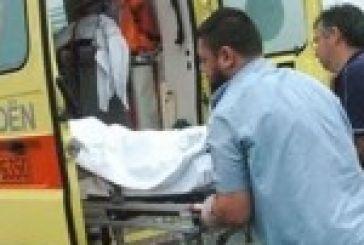 34χρονη έπεσε από τον πρώτο όροφο διαμερίσματος της Τσαλδάρη