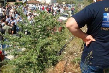 Ηχηρό «ΟΧΙ» στο Κέντρο Κράτησης Μεταναστών, συγκέντρωση και πορεία διαμαρτυρίας