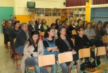 Εκδήλωση για τη διατροφή στο 1ο Δημοτικό Αγ.Κωνσταντίνου