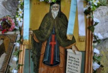 O Ίναχος εορτάζει τον Πολιούχο του Άγιο Ανδρέα τον Ερημίτη