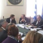 Αποχώρησε η αντιπολίτευση για τον κανονισμό του Περιφερειακού Συμβουλίου