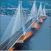 H απάντηση του Υπουργού για την ονομασία της Γέφυρας Ρίου- Αντιρρίου