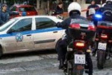Συνελήφθησαν δύο άτομα στο Αγρίνιο