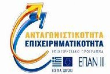 Παράταση για το πρόγραμμα «εξωστρέφεια  ανταγωνιστικότητα επιχειρήσεων».