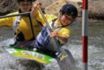 """Το νέο """"αίμα"""" του Ναυτικού Ομίλου Αγρινίου σε αγώνες canoe-kayak slalom"""