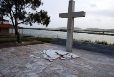 Kαταστροφές στον ιστορικό χώρο του Ντολμά, μήνυση από τον δήμαρχο