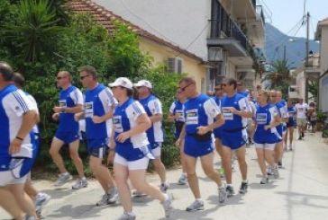 H «Φλόγα της Ελπίδας» των Special Olympics στον Αστακό και στο Μύτικα