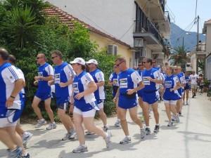 "H ""Φλόγα της Ελπίδας"" των Special Olympics στον Αστακό και στο Μύτικα"