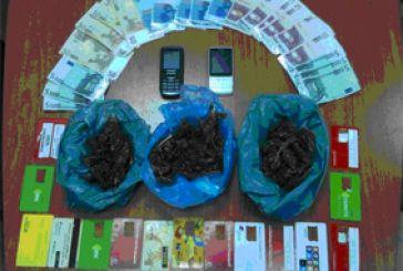 Σύλληψη δύο αλβανών για κατοχή,εμπορία και καλλιέργεια κάνναβης