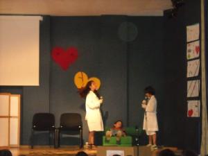 Η Εβδομάδα Εθελοντή Αιμοδότη συνεχίστηκε στο Δημοτικό Σχολείο Γαβαλούς.