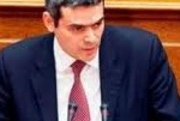 Ερώτηση Καραγκούνη για την κατάργηση των ΔΟΥ στην Αιτωλοακαρνανία