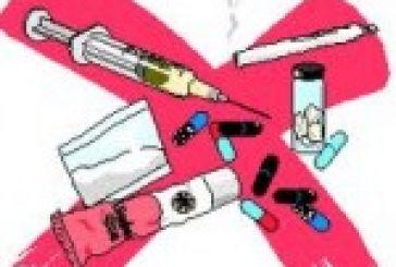 Εκδηλώσεις για την Παγκόσμια Ημέρα κατά των Ναρκωτικών (26 Ιουνίου)
