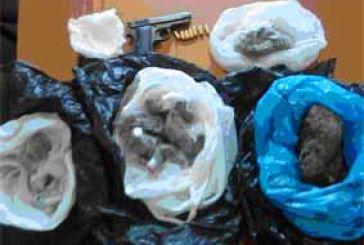 Σύλληψη στη Νέα Αβόρανη για ναρκωτικά και οπλοκατοχή