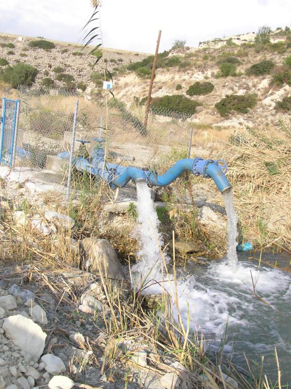 Ενημέρωση του δήμου Αγρινίου για τις άδειες χρήσης ύδατος
