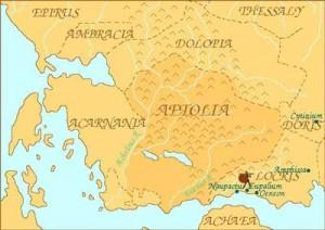 """Οι Αιτωλοί και οι Ακαρνάνες τα """"βορειότερα ελληνικά φύλα"""" κατά τους Σκοπιανούς(!)"""
