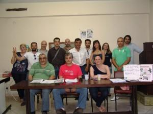 Το νέο Διοικητικό Συμβούλιο του Πολιτιστικού Συλλόγου Κατουνιωτών Αθήνας «Φίλιππος ο Ακαρνάν»