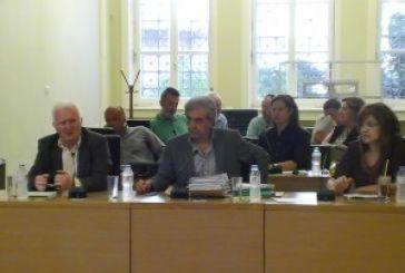Απάντηση Μοσχολιού στους εργολήπτες στο Δημοτικό Συμβούλιο