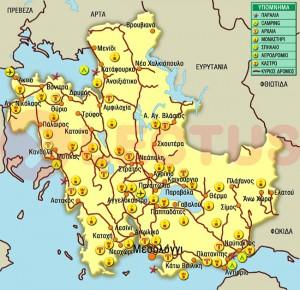 Η πορεία των έργων-ετήσιο πρόγραμμα της Περιφέρειας