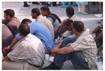 Τακτικές συλλήψεις αλλοδαπών στο Αγρίνιο