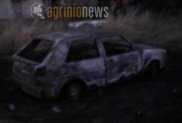 Εμπρησμός αυτοκινήτου στα Αϊ Βασιλιώτικα Αγρινίου (vid)