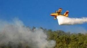 Υπό έλεγχο η πυρκαγιά στο Αγγελόκαστρο