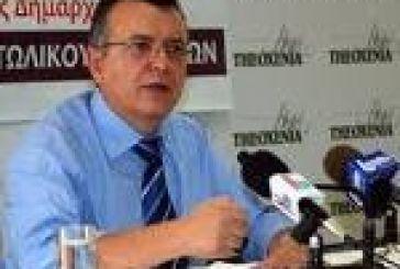 Νίκος Μουρκούσης:«Γιατί δεν εισπράτονται μισθώματα από τα λατομεία γύψου του Αγ. Ηλία;»