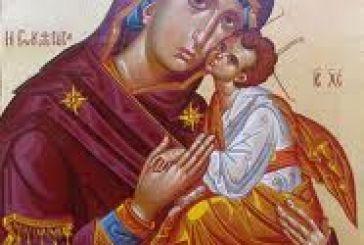 Προς μεταφορά η Ιερά Εικόνα από την Μονή στον Άγριλο