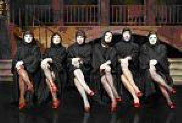 """Θεατρική παράσταση """"Τα κορίτσια με τα μαύρα"""""""