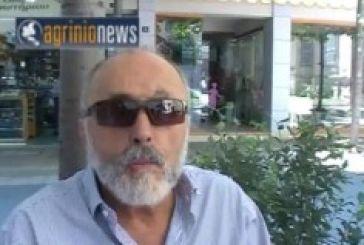Λίγες μέρες μετά το «όχι»,  ο Π. Κουρουμπλής μιλάει στο agrinionews