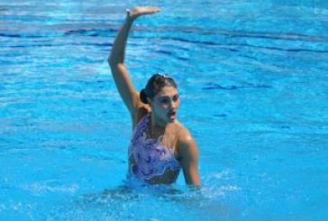 ΕΥΑΓΓΕΛΙΑ ΠΛΑΤΑΝΙΩΤΗ: Η νεαρή Πλατανιώτισσα που σαρώνει στον υγρό στίβο