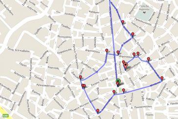 Οι ποδηλάτες στους δρόμους της πόλης