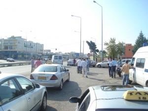 24ωρη απεργία και συγκέντρωση διαμαρτυρίας στα ταξί