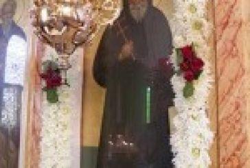 Γιορτές Μνήμης του Αγίου Κοσμά του Αιτωλού στο δήμο Θέρμου
