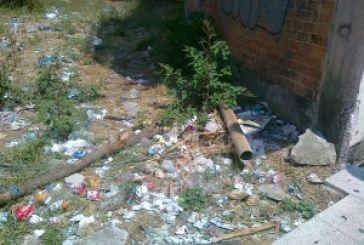 Eικόνες ντροπής στο κέντρο του Αγρινίου…